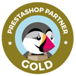PrestaShop certified Gold partner